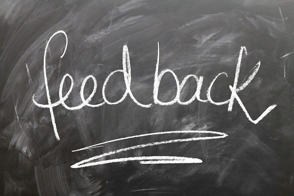 Ehrliches und konstruktives Feedback für Autoren