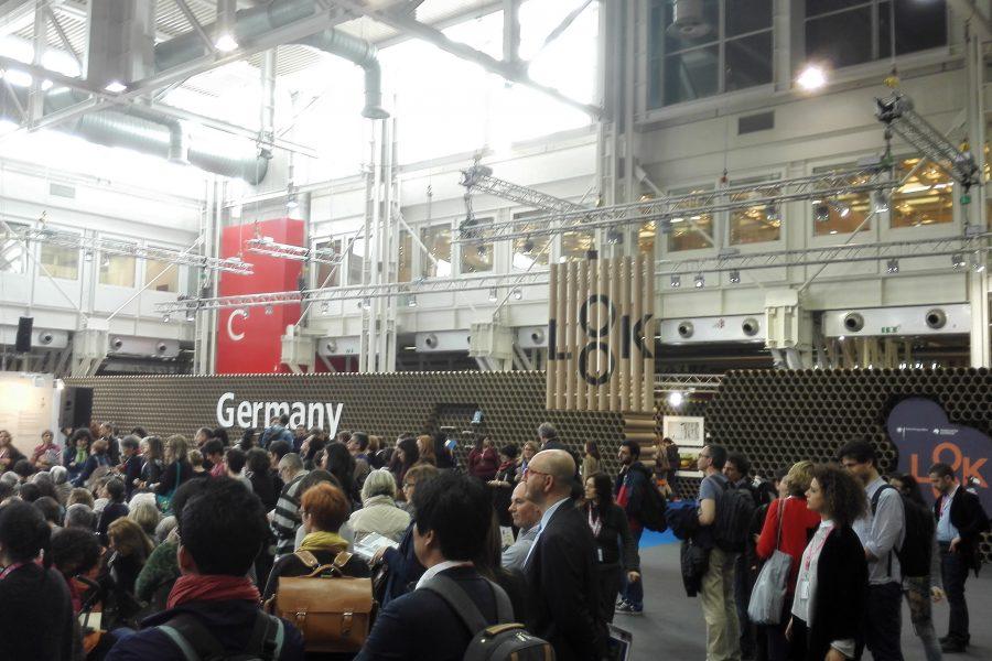 Buchmesse Bologna 2016