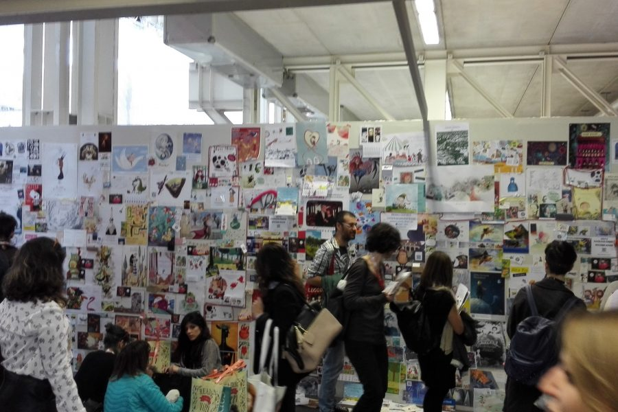 #Lektorenalltag – Kinderbuchmesse in Bologna 2017