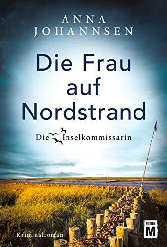 Cover Die Frau auf Nordstrand von Anna Johannsen