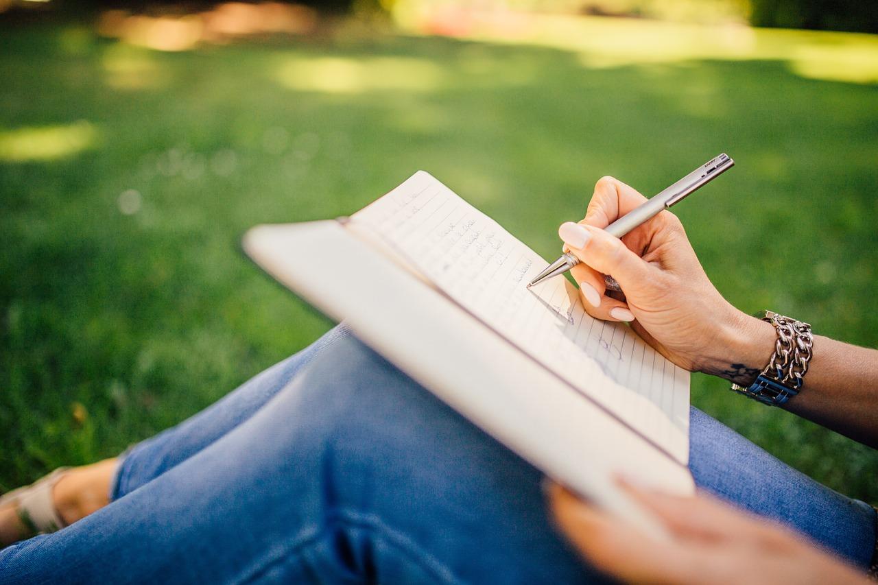 Der perfekte Schreibspot