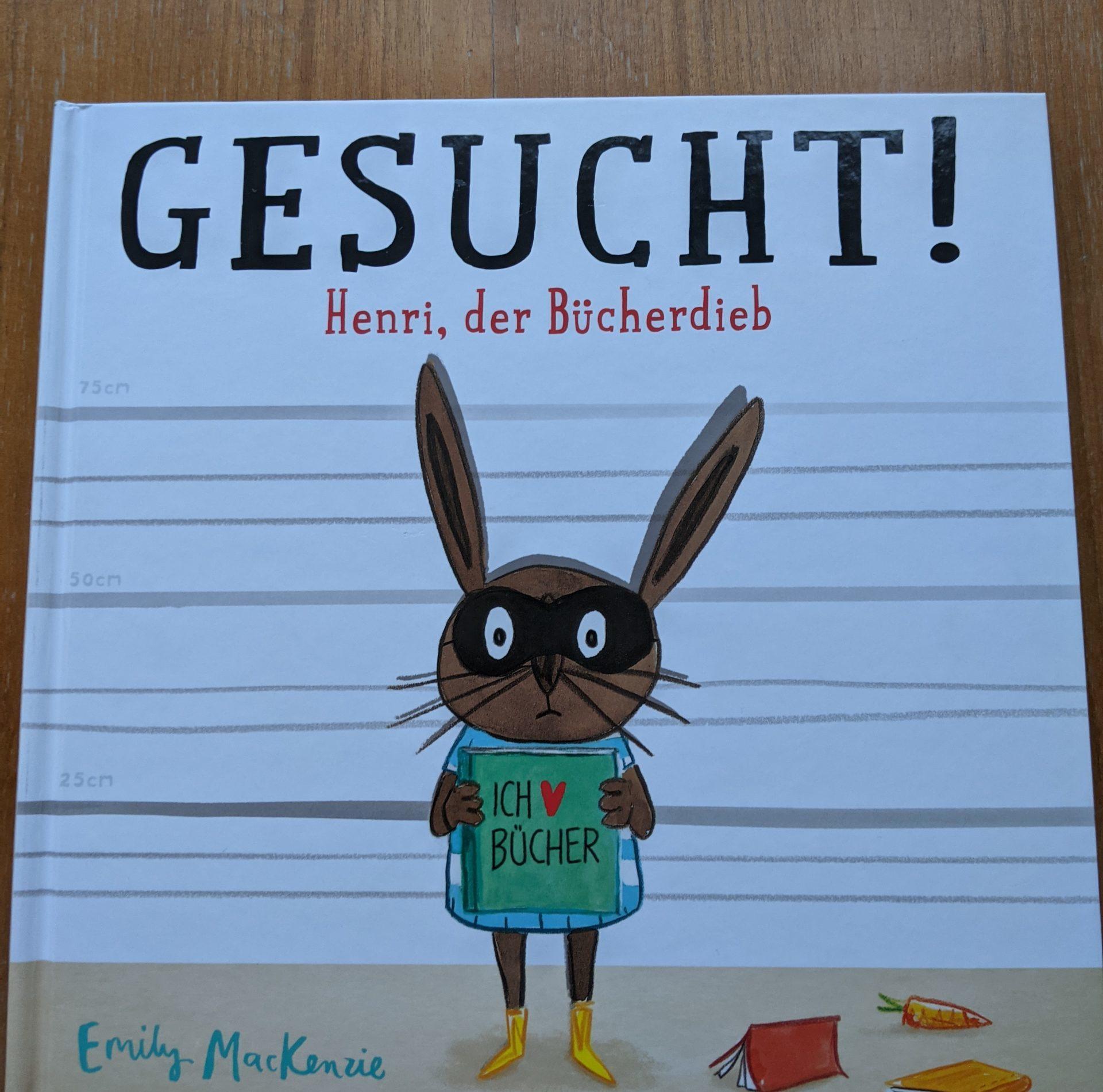 Rückblick: Henri, der Bücherdieb